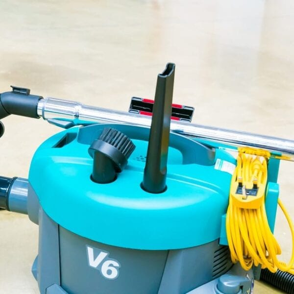 Dry Canister Vacuum